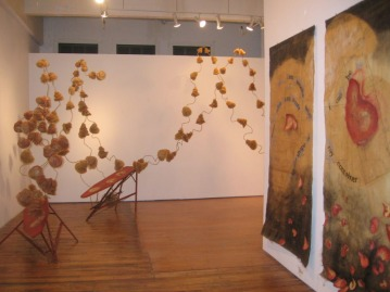 AMBIOTIC exhibit, SOHO20 Gallery, Chelsea, NYC, 2007.